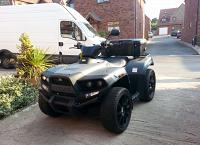 Quad Bike Collection and Delivery Service