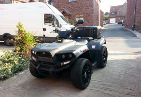Quad Bike Transportation